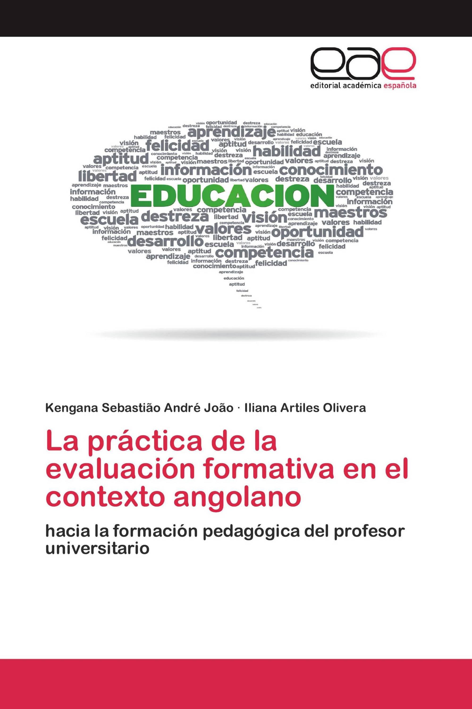 La práctica de la evaluación formativa en el contexto angolano
