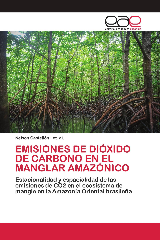 EMISIONES DE DIÓXIDO DE CARBONO EN EL MANGLAR AMAZÓNICO