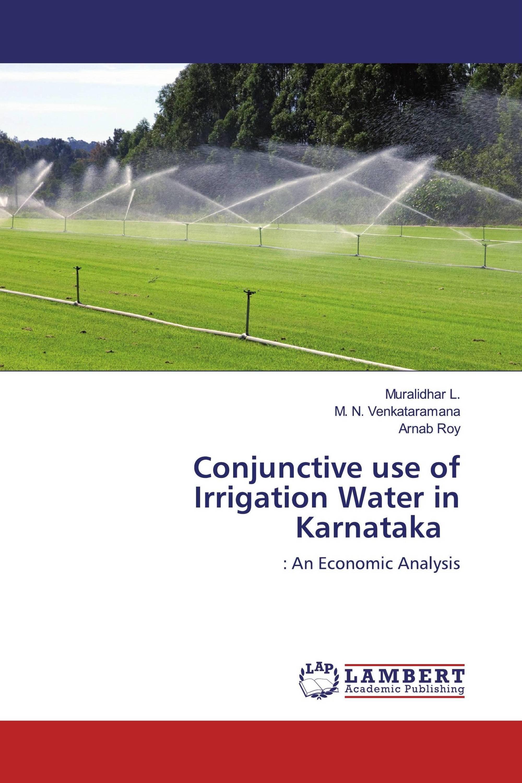 Conjunctive use of Irrigation Water in Karnataka