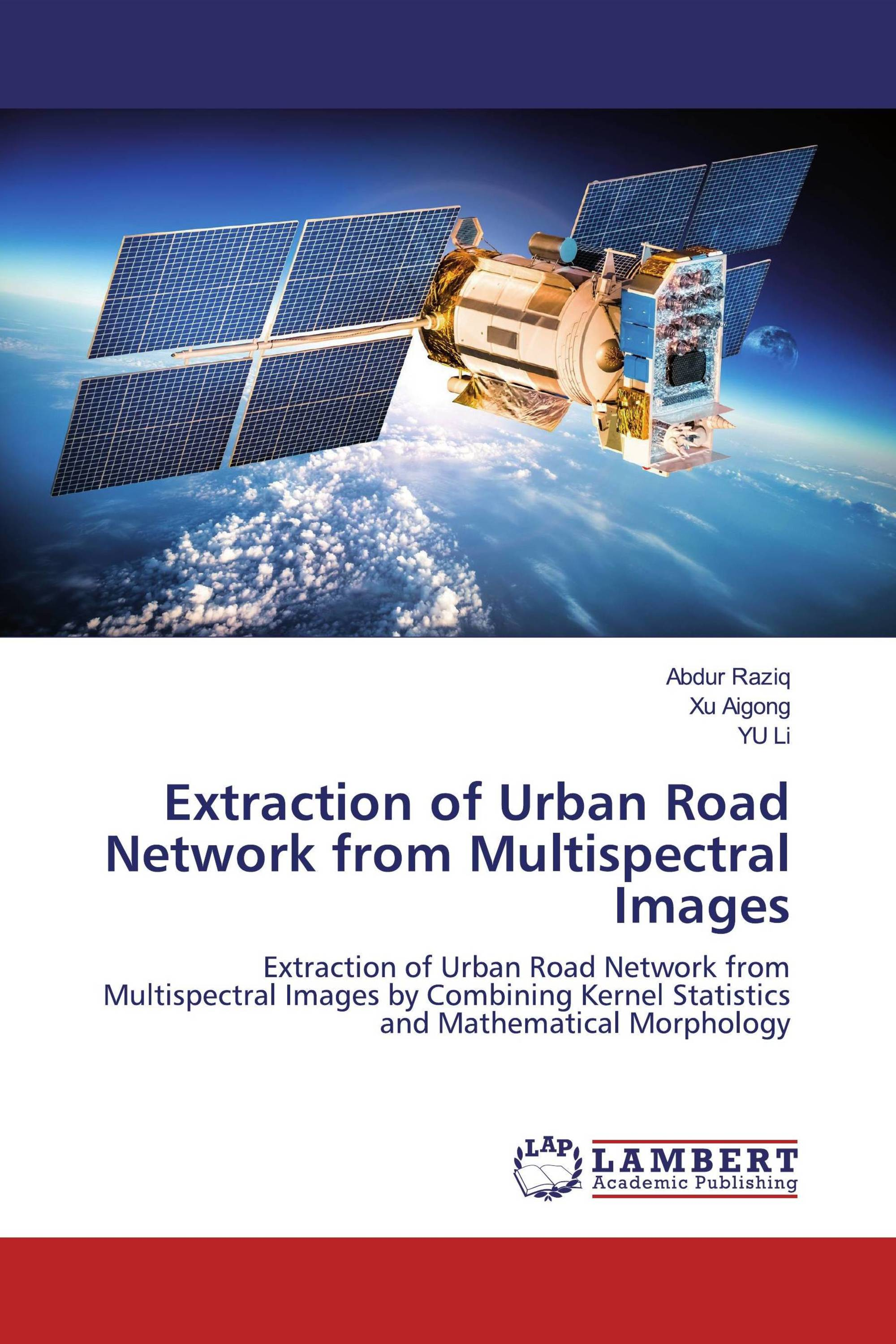 Extraction of Urban Road Network from Multispectral Images