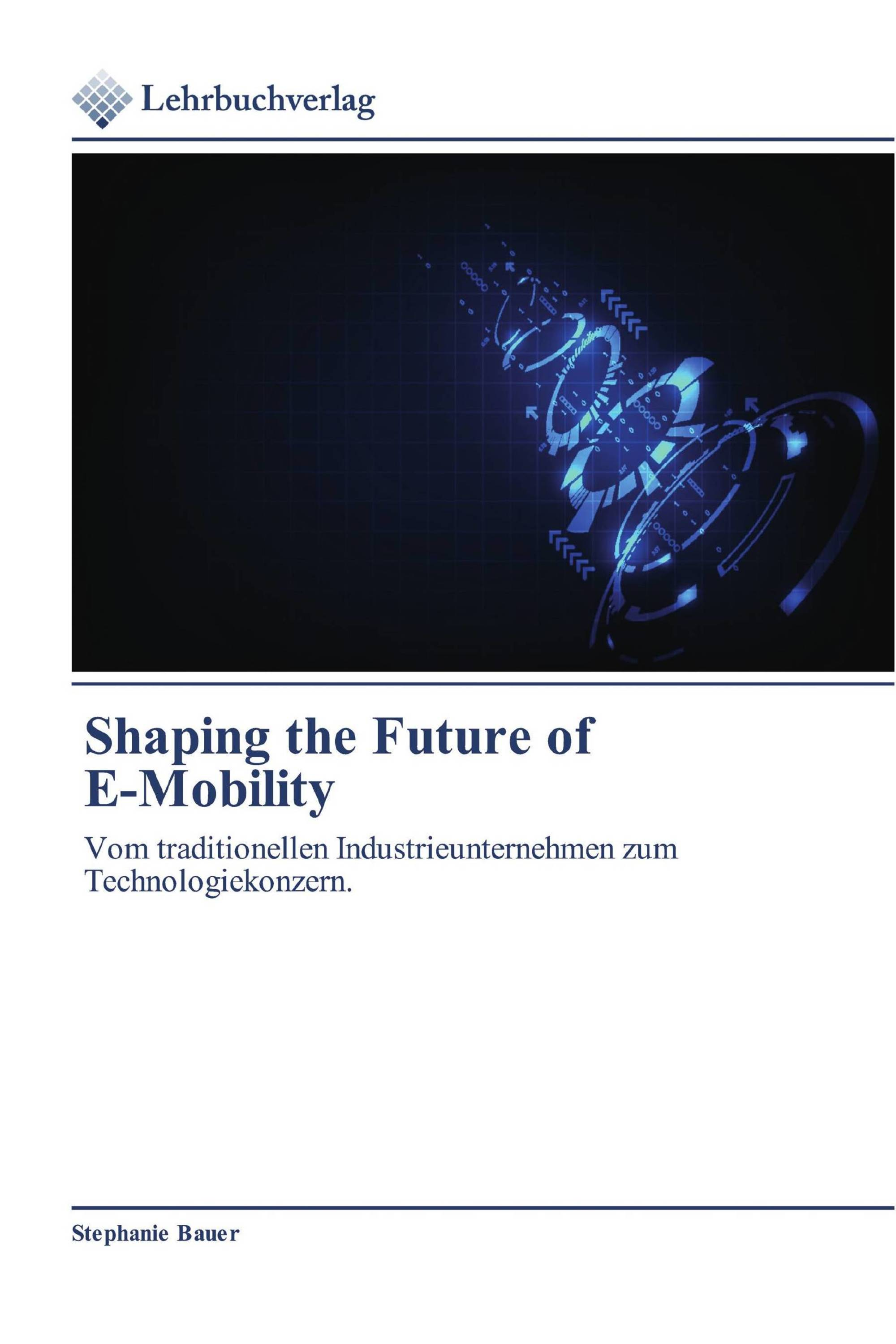 Shaping the Future of E-Mobility