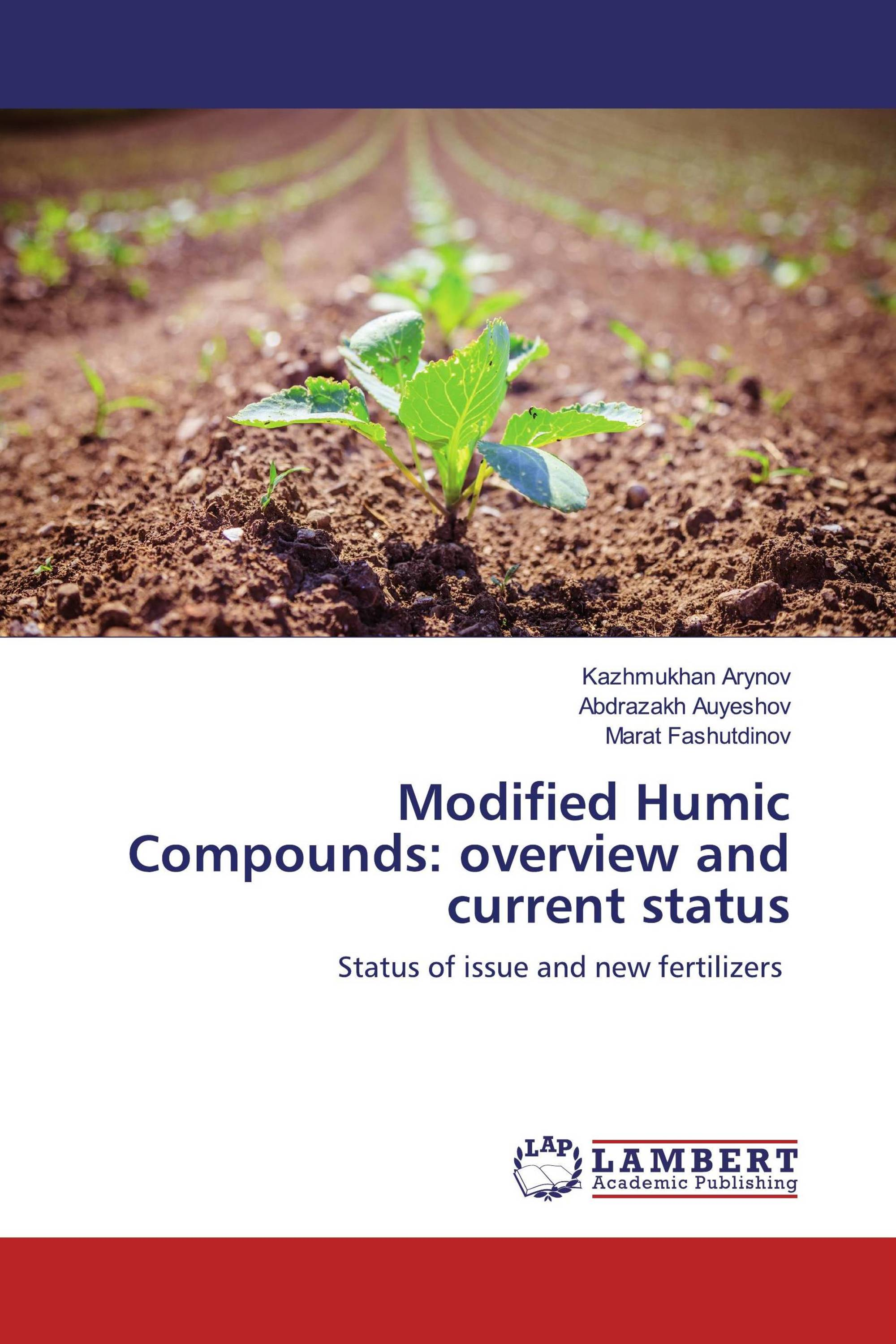 Modified Humic Compounds: overview and current status