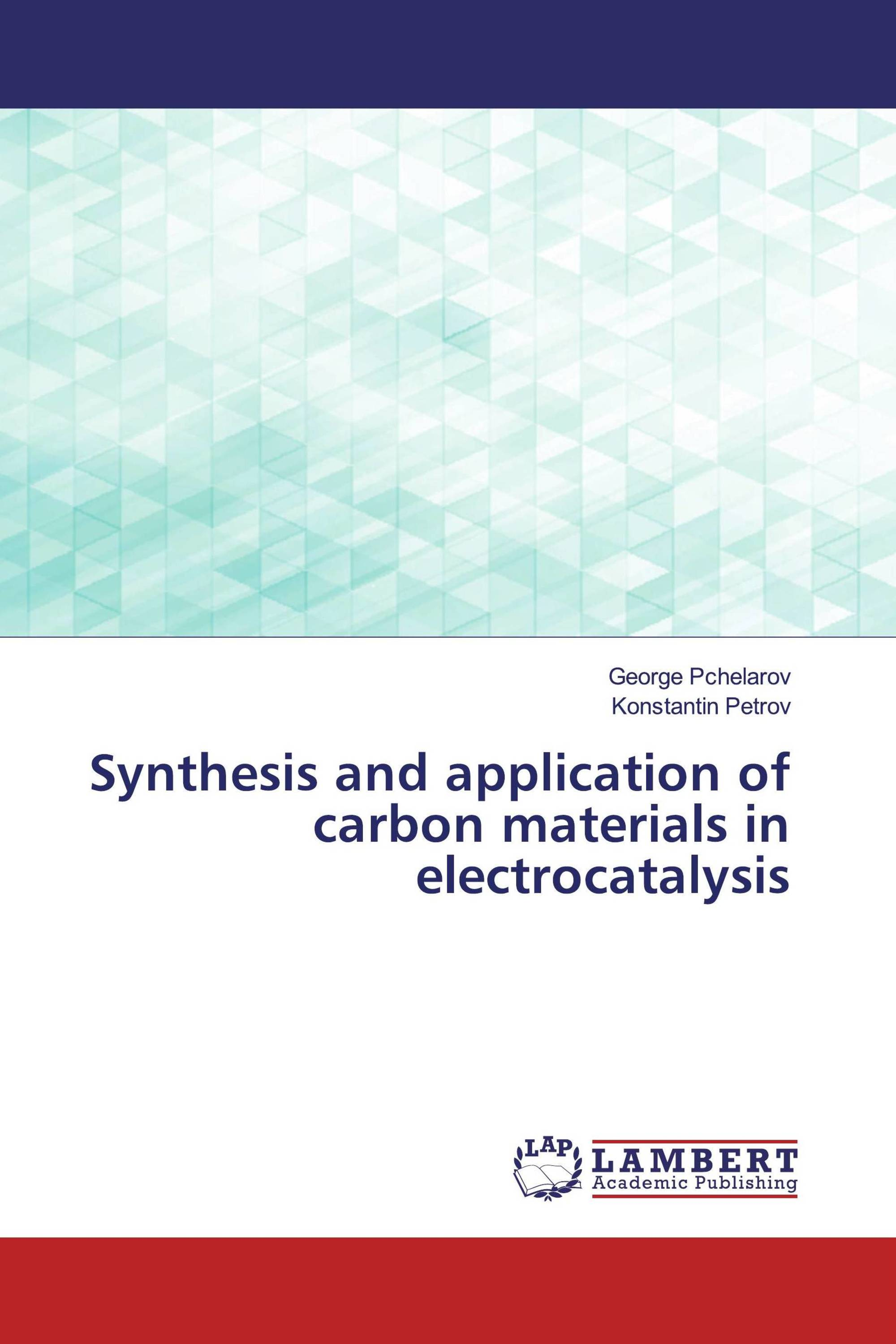 Synthesis and application of carbon materials in electrocatalysis