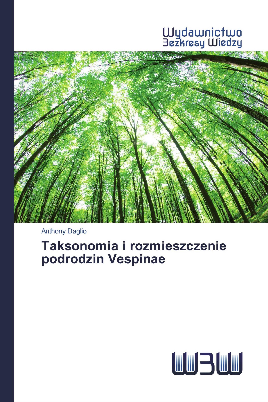 Taksonomia i rozmieszczenie podrodzin Vespinae