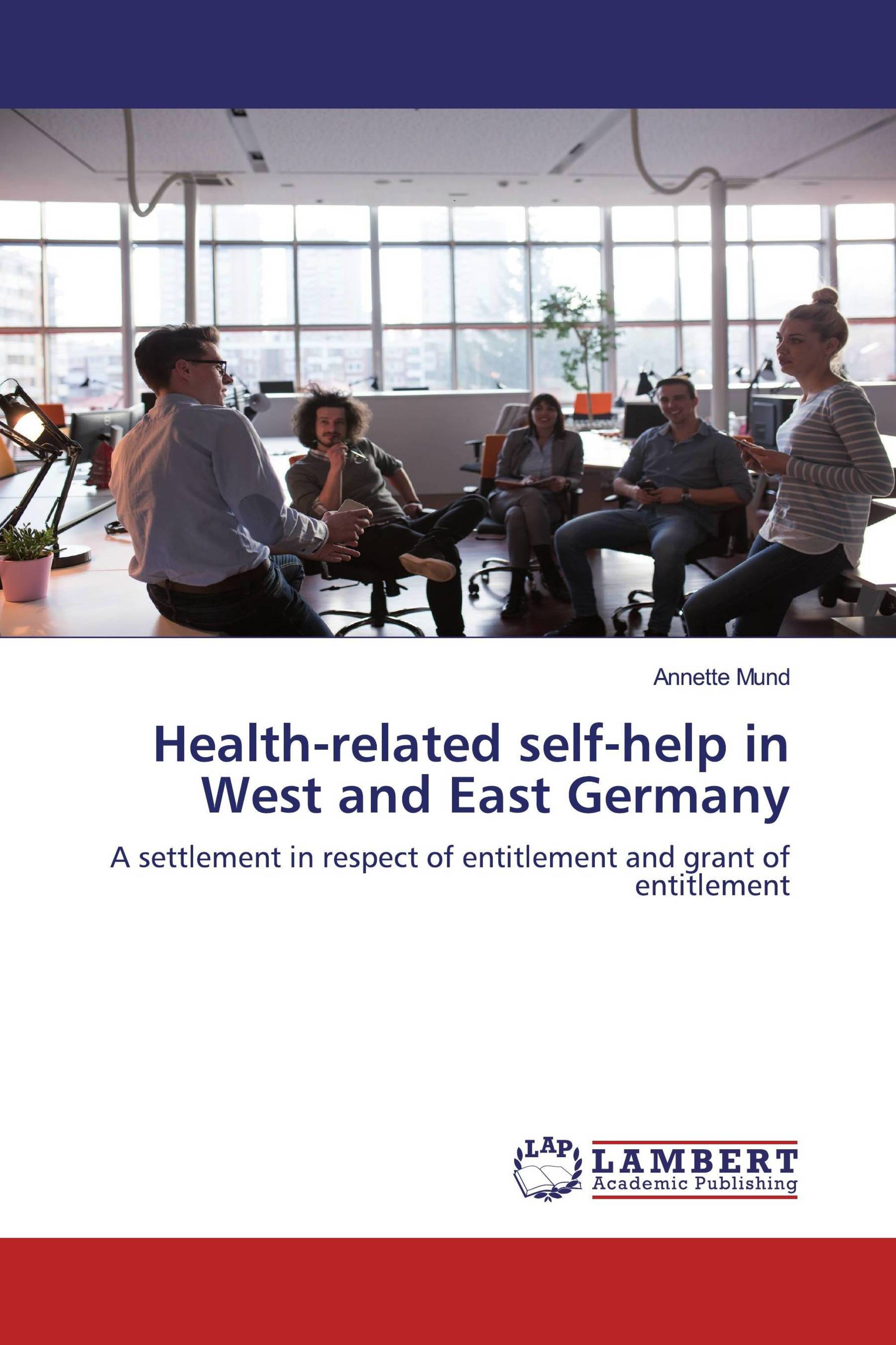 Health-related self-help in West and East Germany