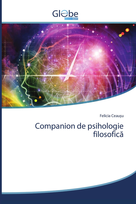 Companion de psihologie filosofică