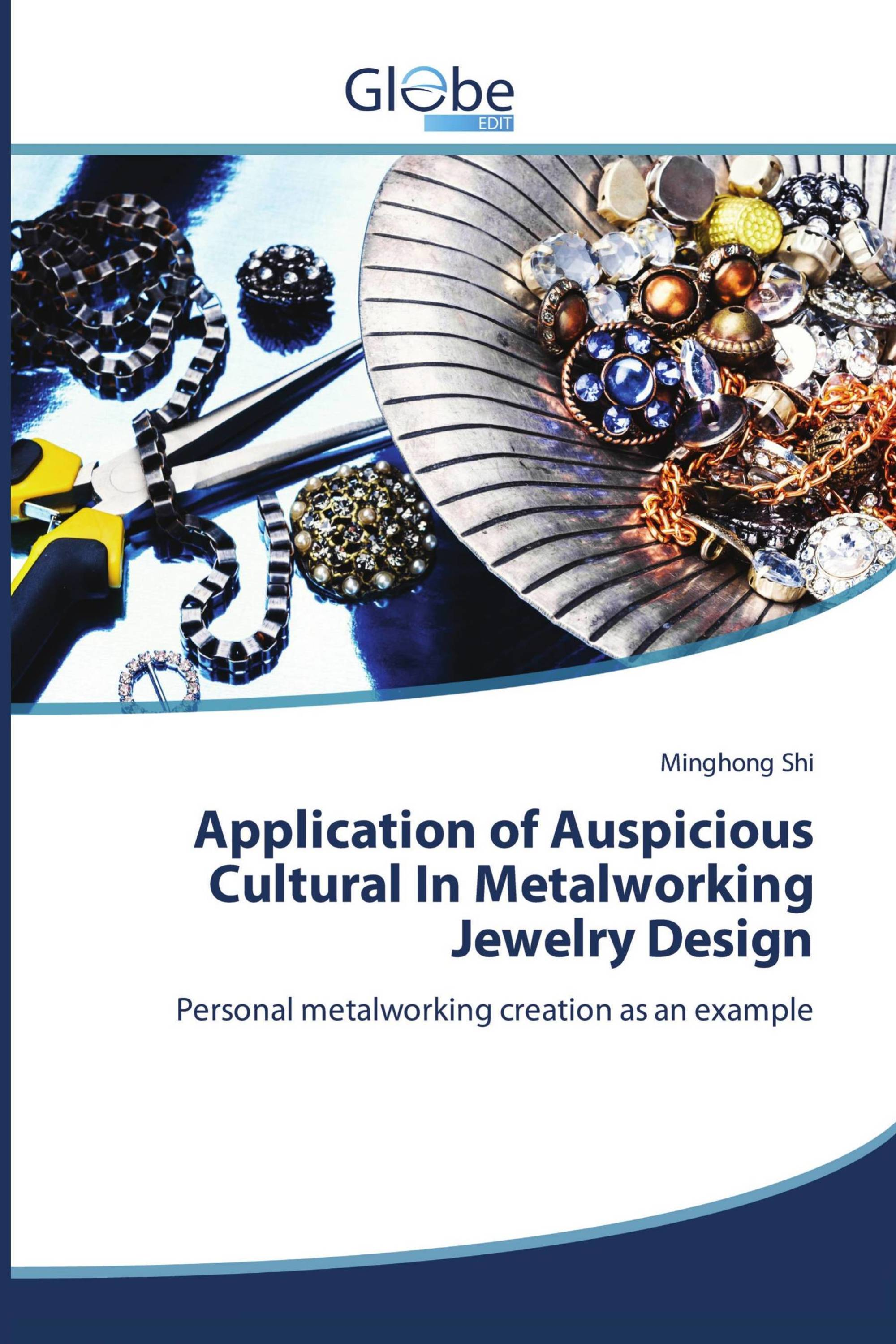 Application of Auspicious Cultural In Metalworking Jewelry Design
