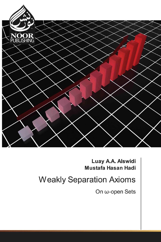 Weakly Separation Axioms