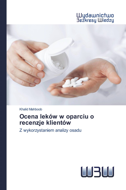 Ocena leków w oparciu o recenzje klientów