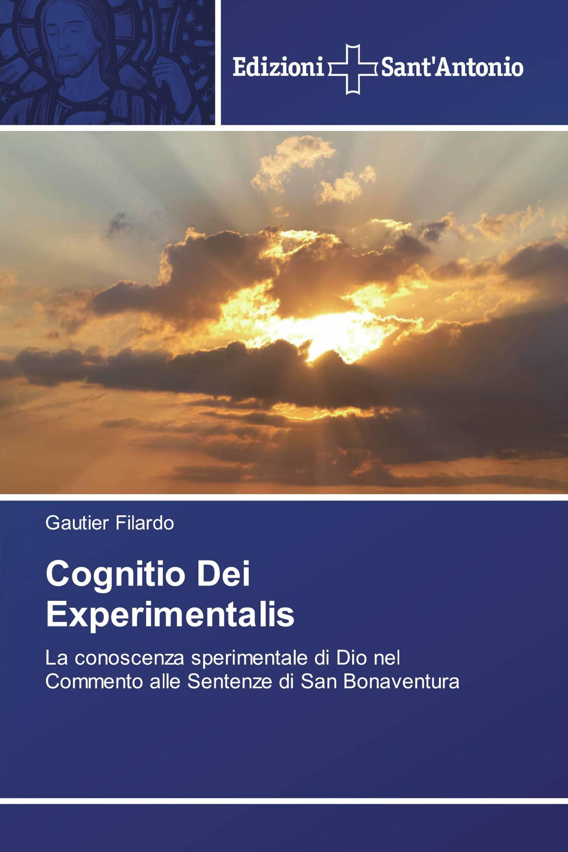 Cognitio Dei Experimentalis