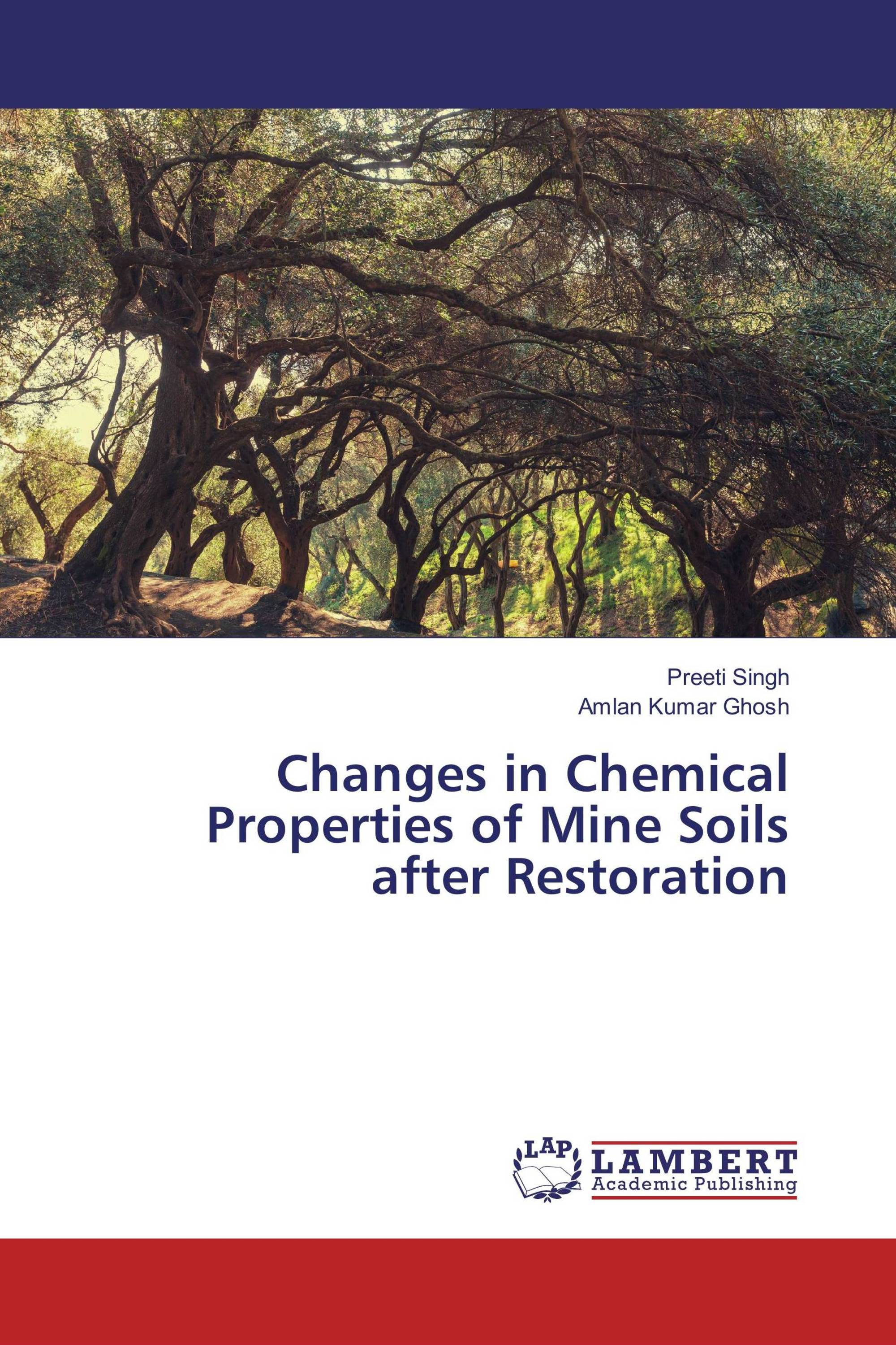 Changes in Chemical Properties of Mine Soils after Restoration
