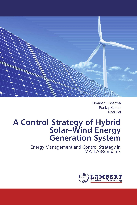A Control Strategy Of Hybrid Solarwind Energy Generation System Wind Turbine Dumpload Charge Controller