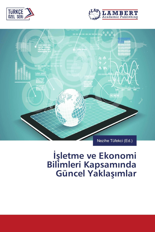 İşletmenin ekonomik analizi