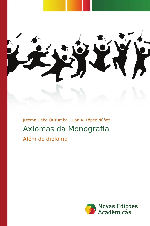 Axiomas da Monografia