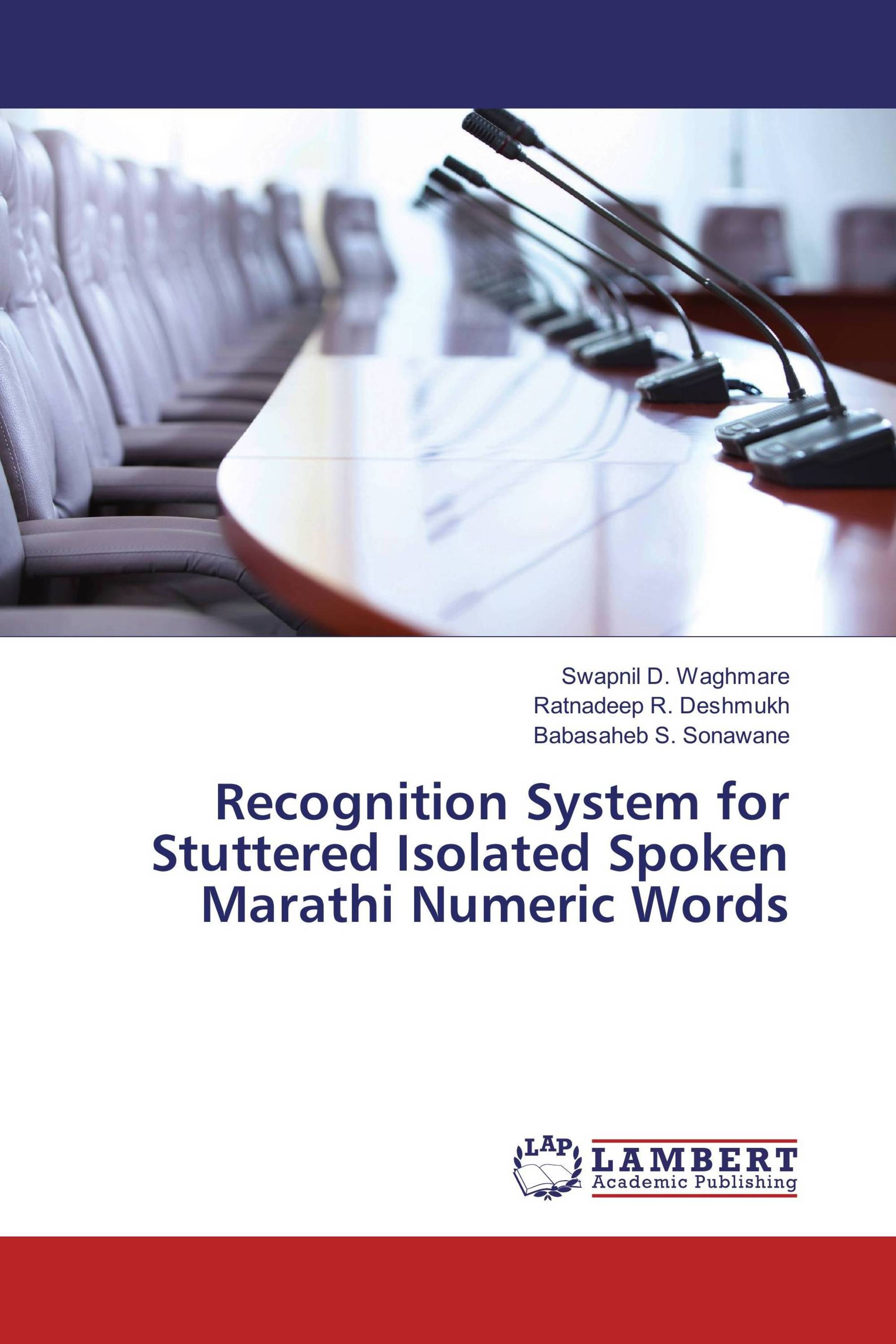Recognition System for Stuttered Isolated Spoken Marathi Numeric