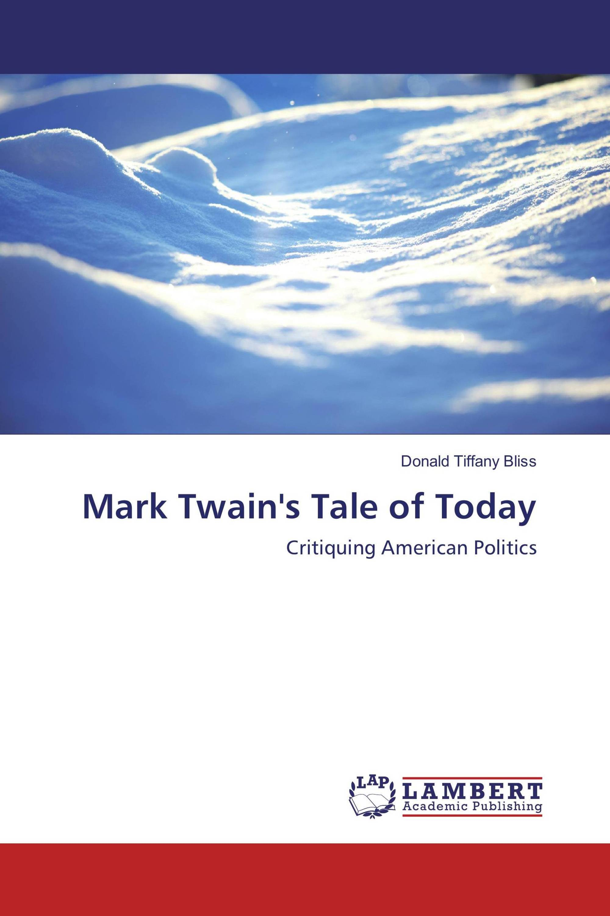 Mark Twain's Tale of Today