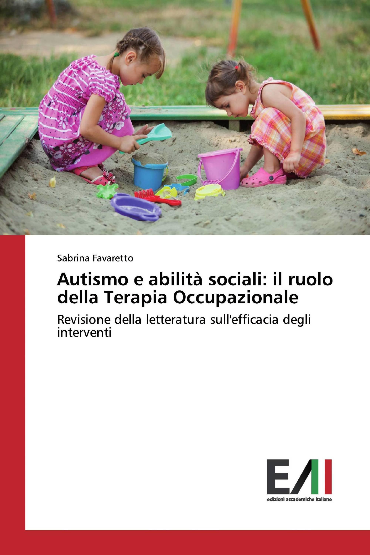 Autismo e abilità sociali: il ruolo della Terapia Occupazionale
