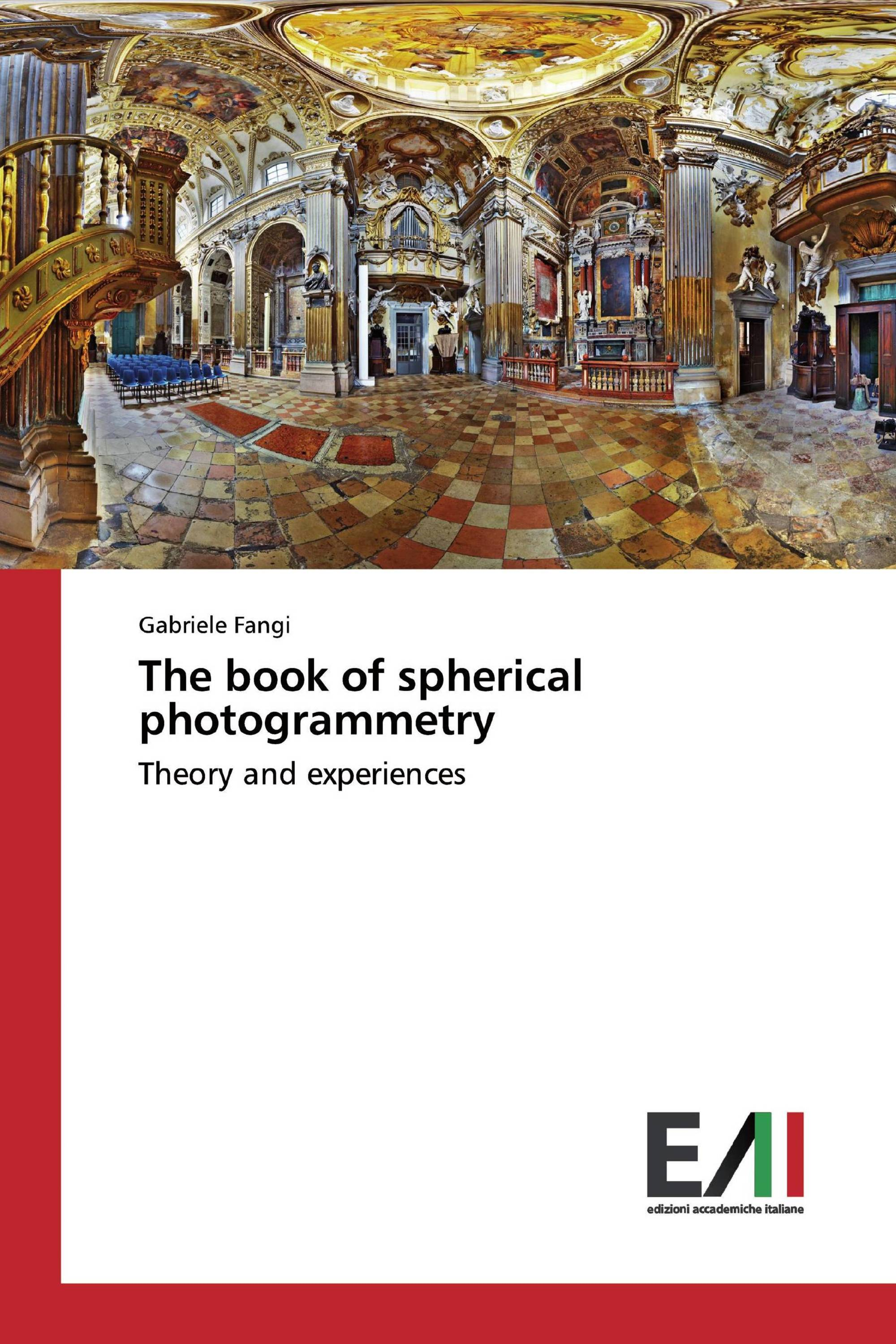The book of spherical photogrammetry