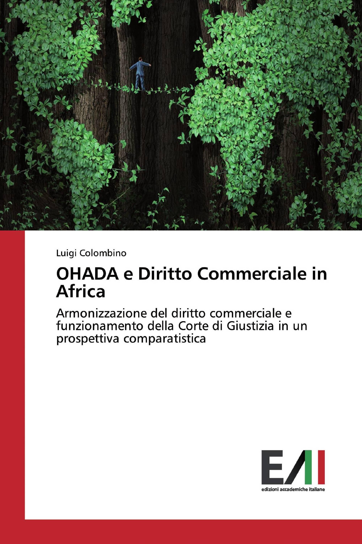 OHADA e Diritto Commerciale in Africa