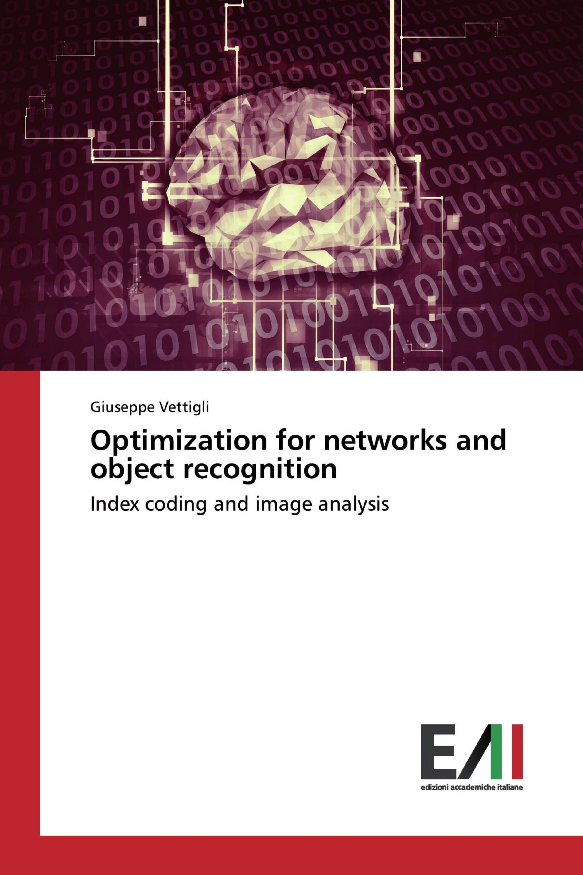 Optimization for networks and object recognition