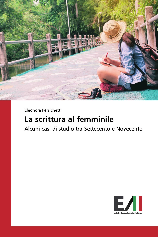 La scrittura al femminile