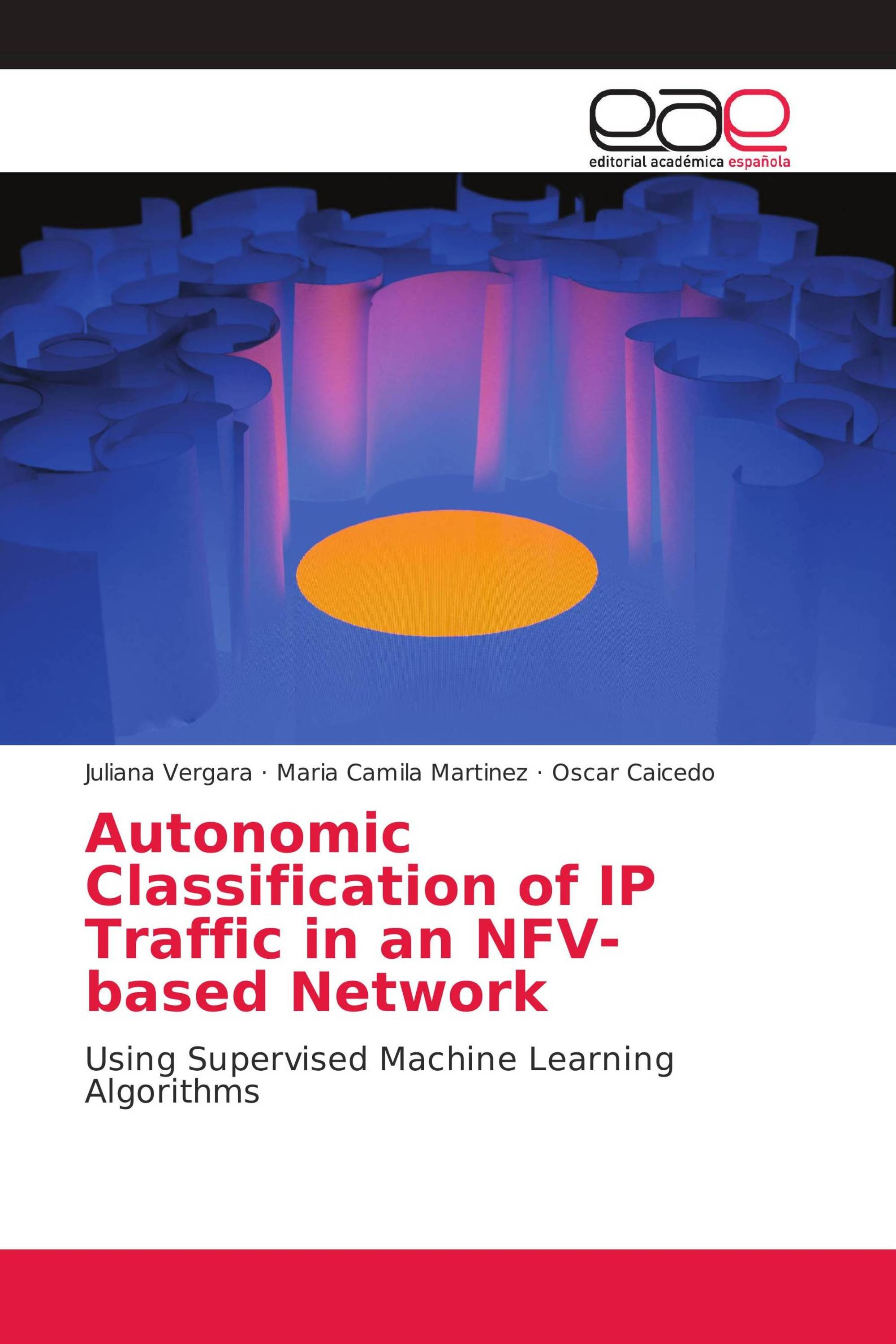 Autonomic Classification of IP Traffic in an NFV-based Network