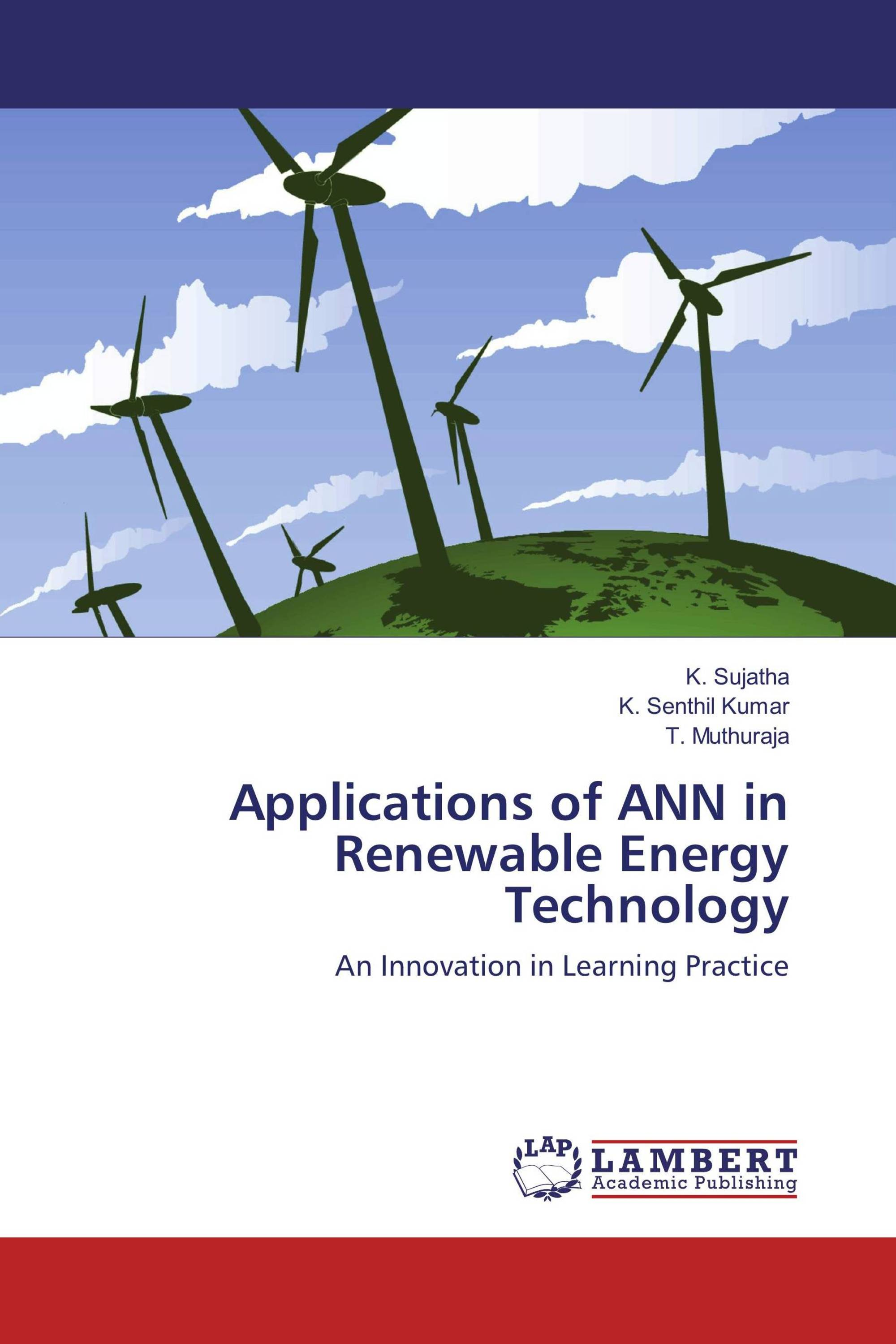 Applications of ANN in Renewable Energy Technology 978 620 2