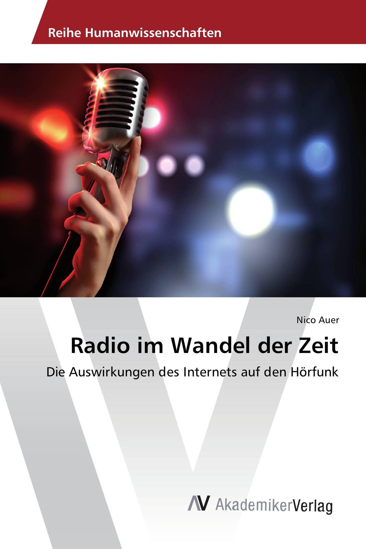 Radio im Wandel der Zeit