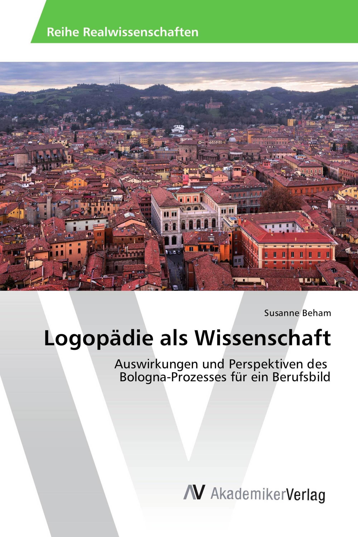 Logopädie als Wissenschaft
