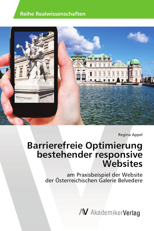 Barrierefreie Optimierung bestehender responsive Websites