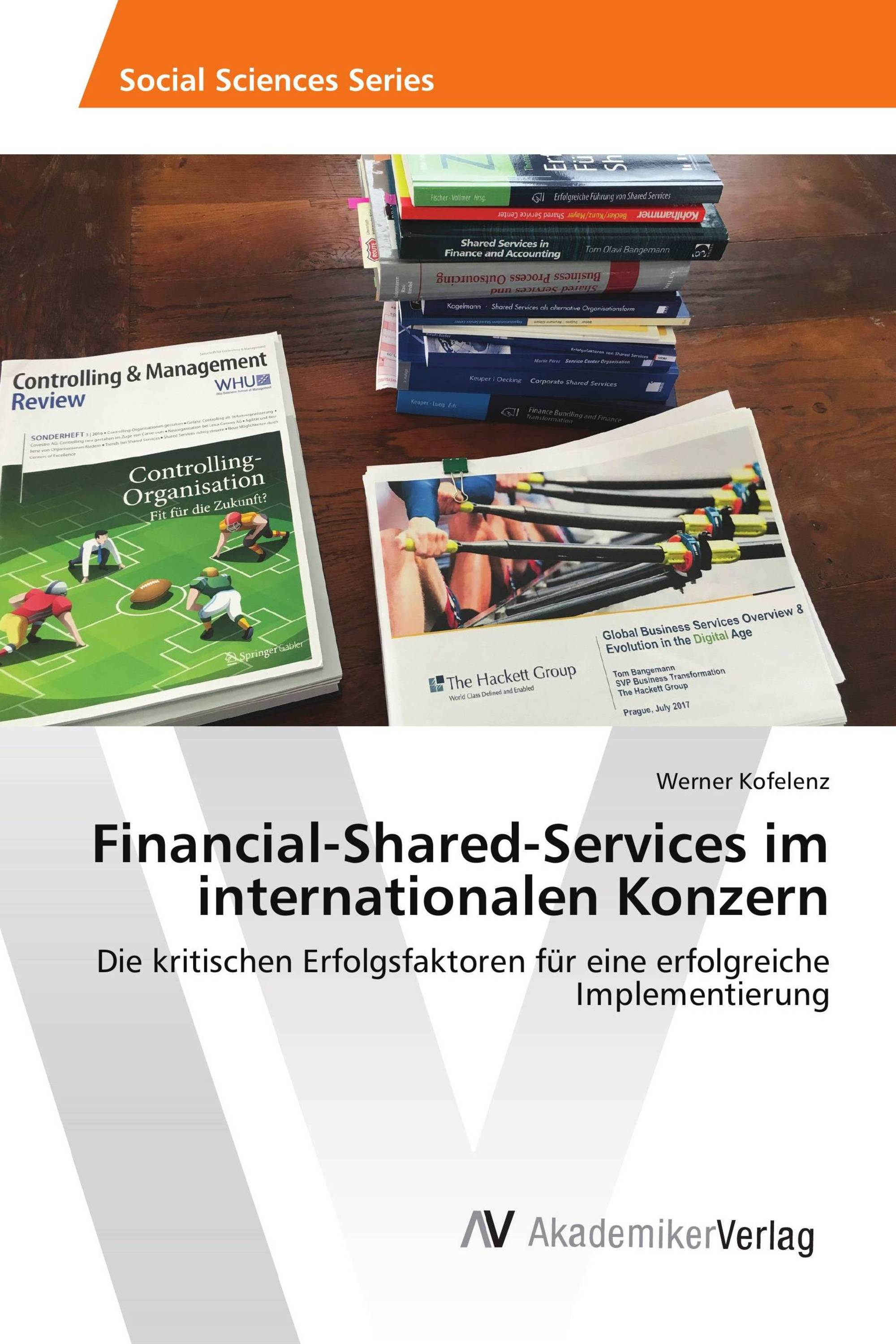 Financial-Shared-Services im internationalen Konzern