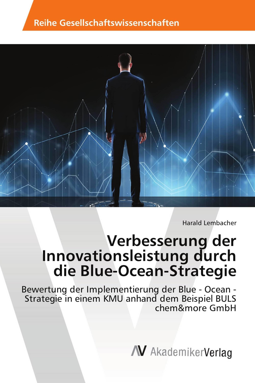 Verbesserung der Innovationsleistung durch die Blue-Ocean-Strategie
