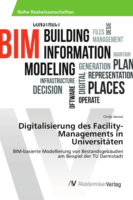 Digitalisierung des Facility-Managements in Universitäten