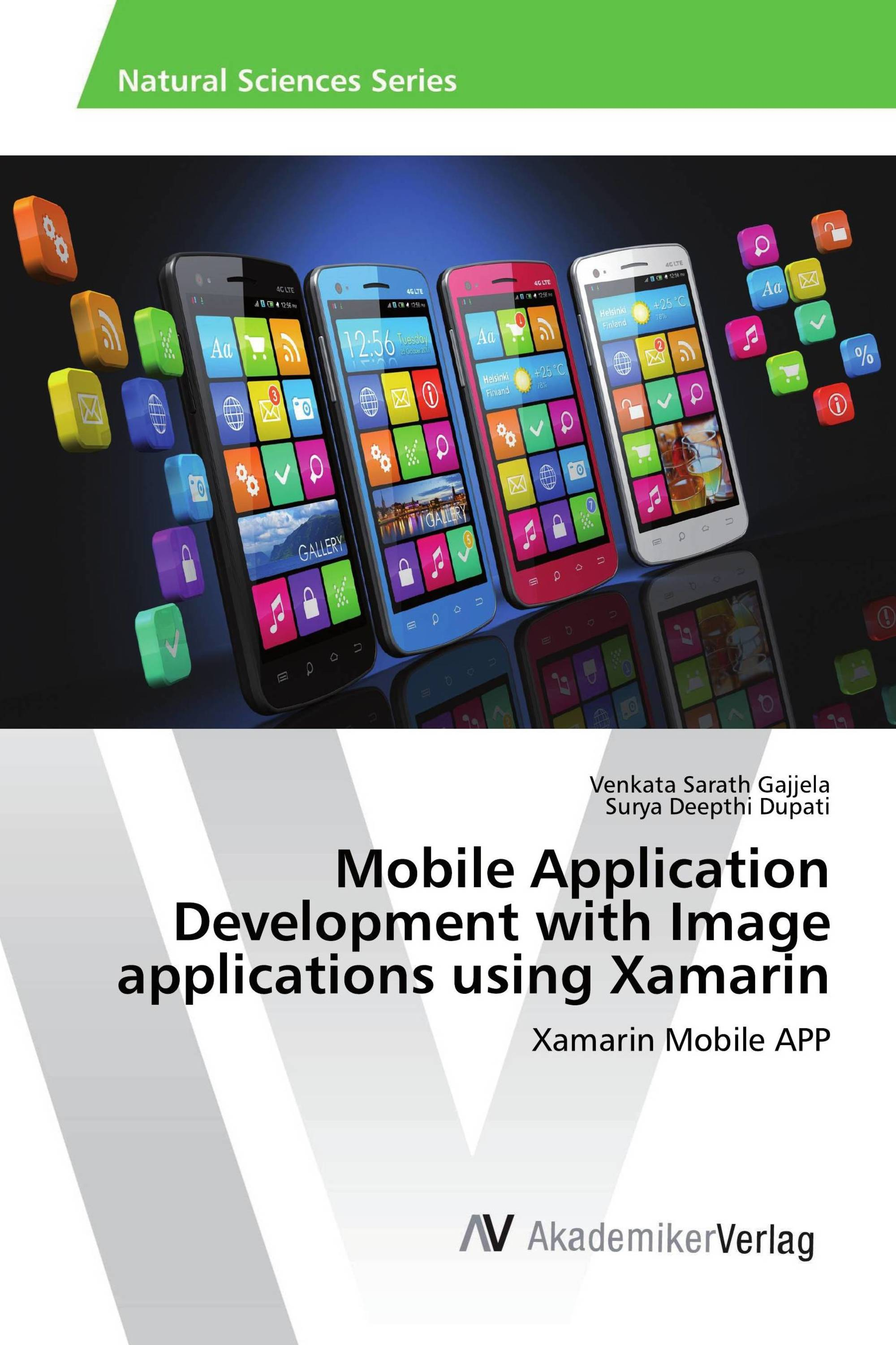 Mobile Application Development with Image applications using
