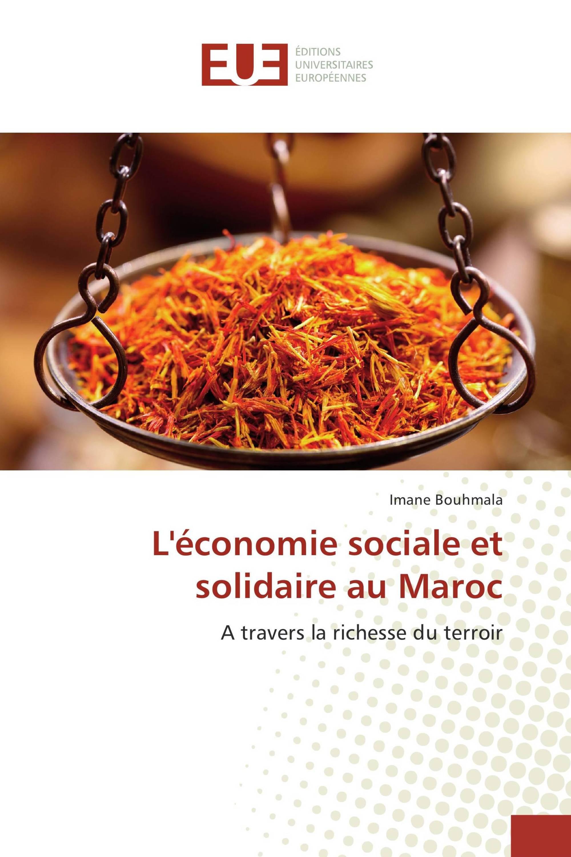 L'économie sociale et solidaire au Maroc