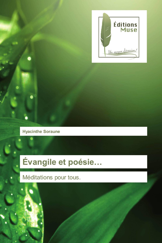 Évangile et poésie…