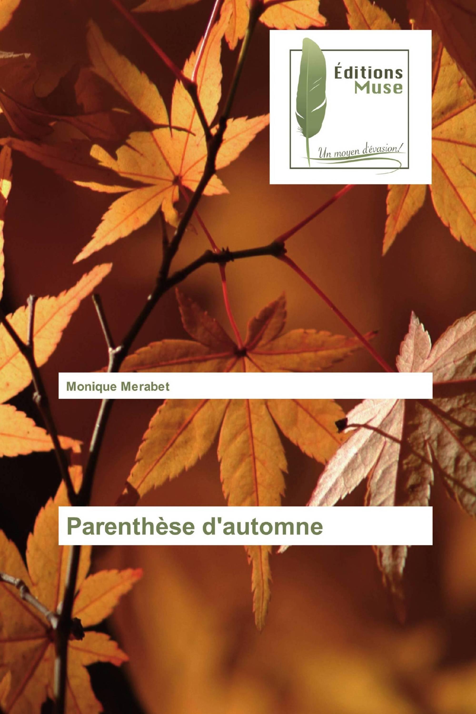 Parenthèse d'automne