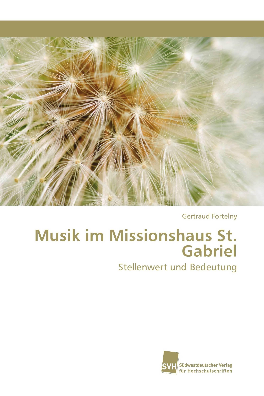 Musik im Missionshaus St. Gabriel