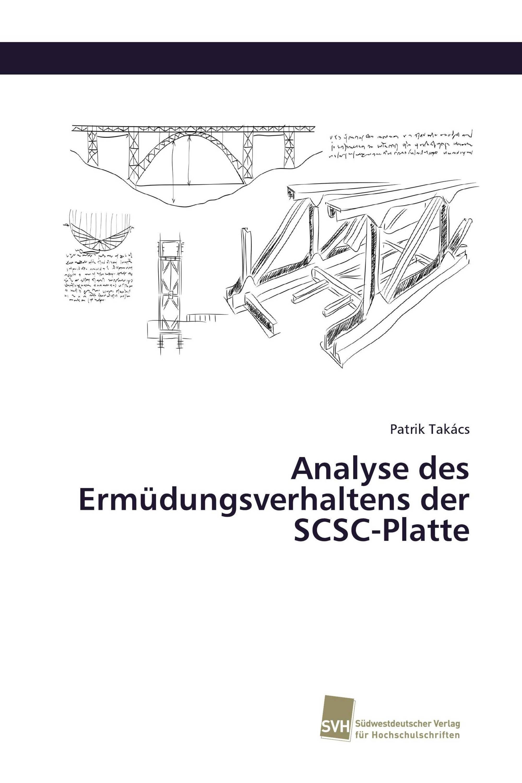 Analyse des Ermüdungsverhaltens der SCSC-Platte