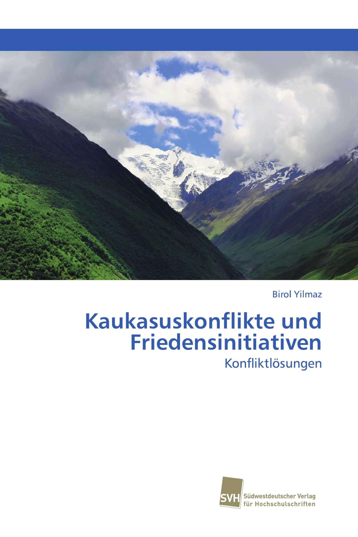 Kaukasuskonflikte und Friedensinitiativen