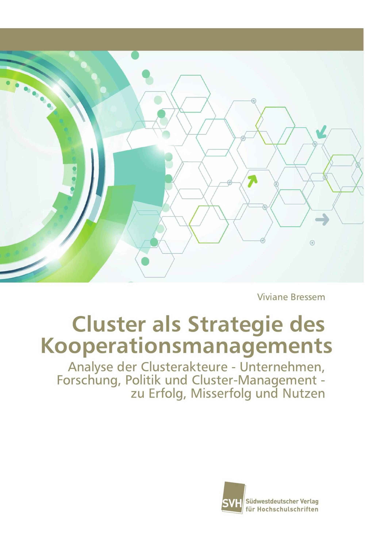 Cluster als Strategie des Kooperationsmanagements
