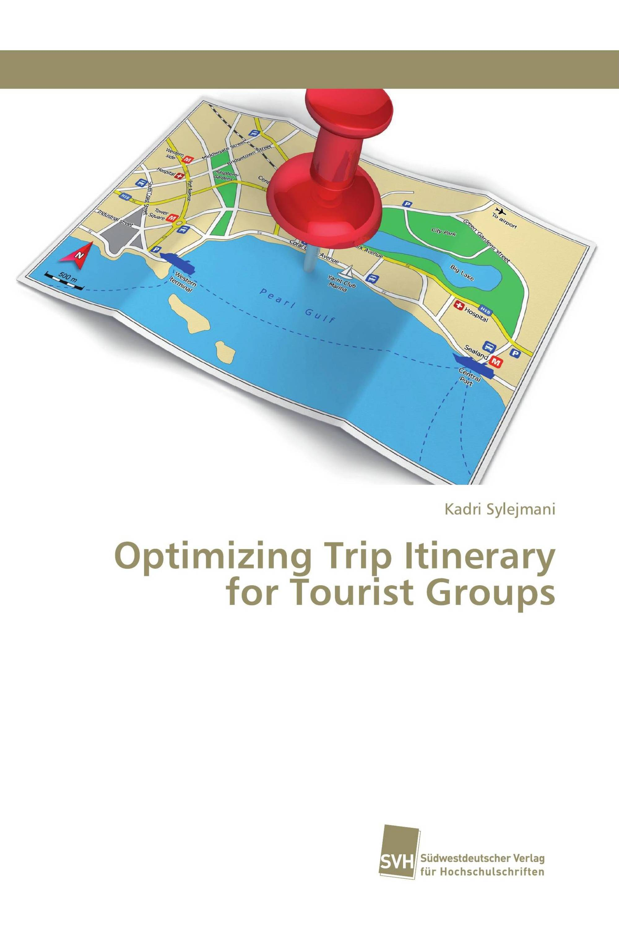 Optimizing Trip Itinerary for Tourist Groups