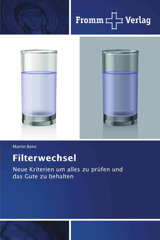 Filterwechsel