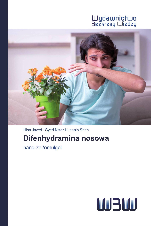 Difenhydramina nosowa