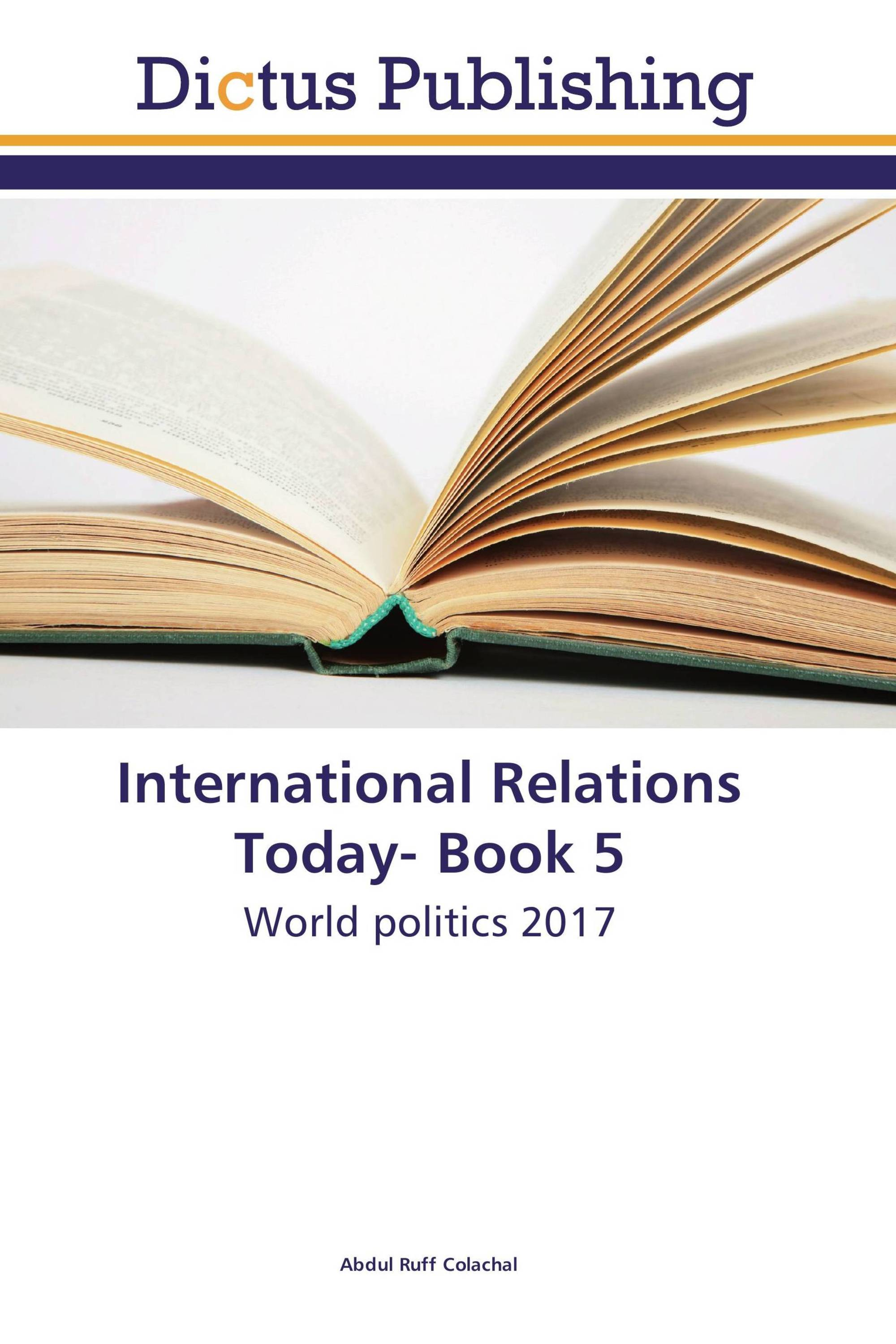 International Relations Today- Book 5 / 978-620-2-47903-5
