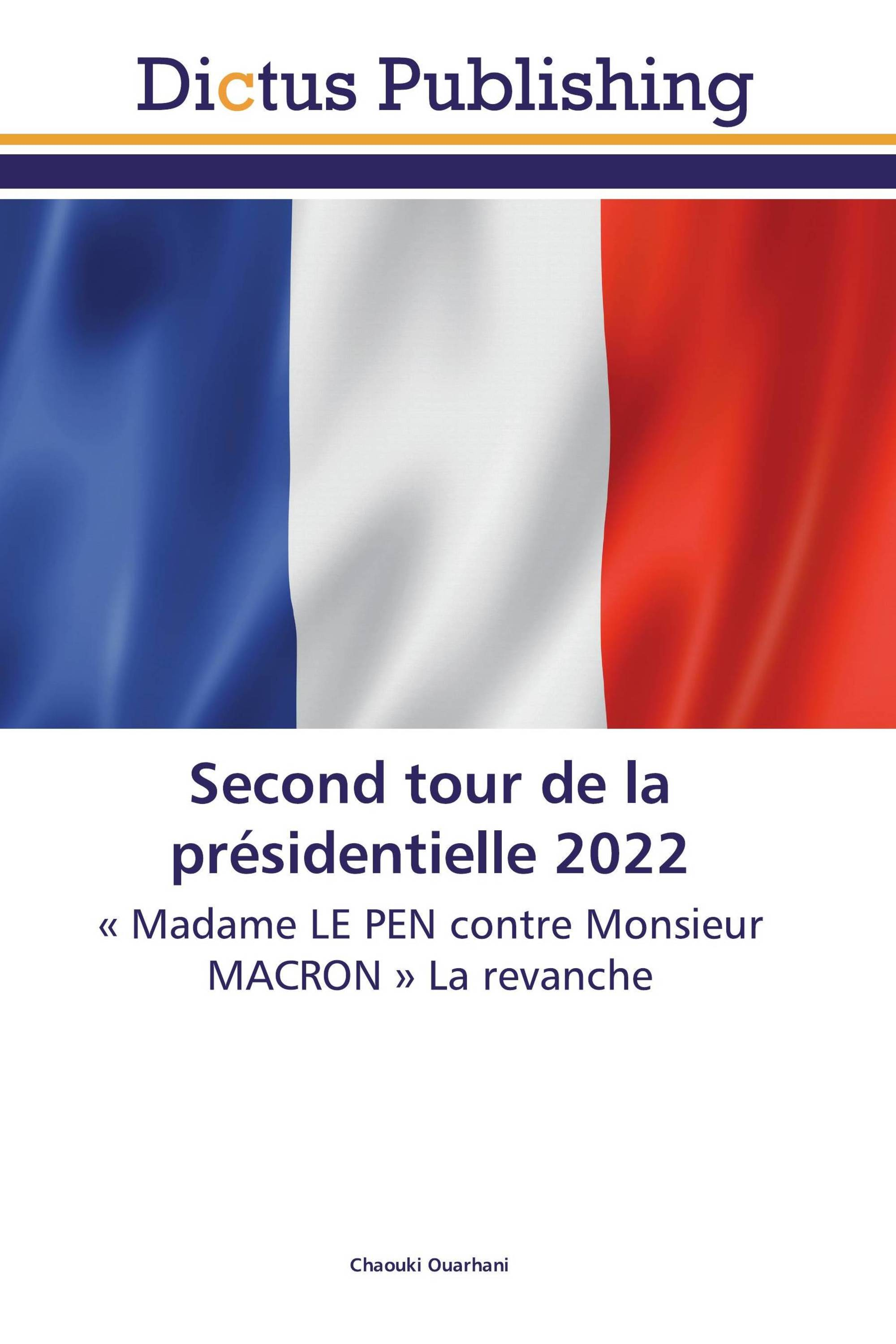 Second tour de la présidentielle 2022