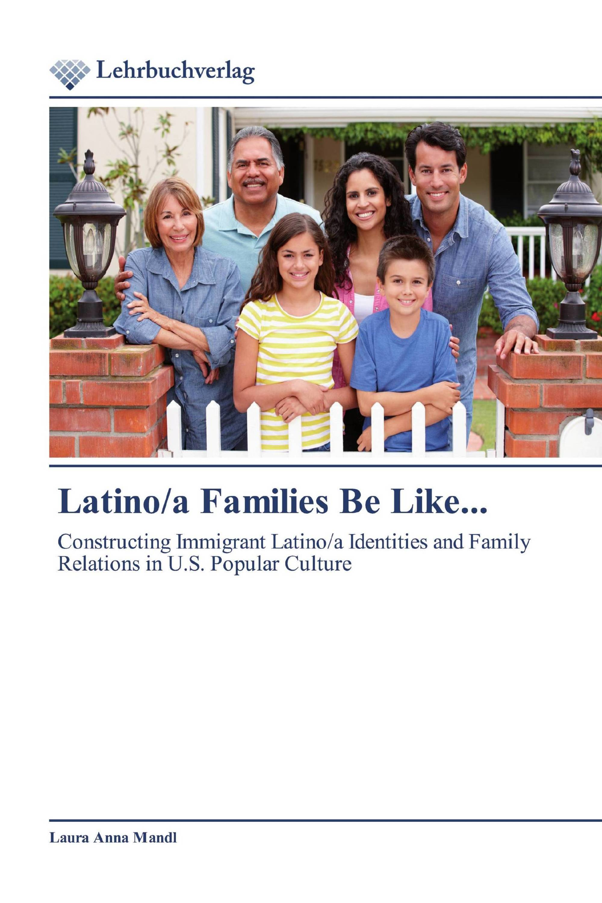 Latino/a Families Be Like...