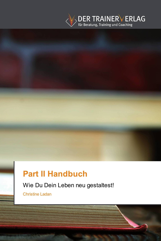 Part II Handbuch