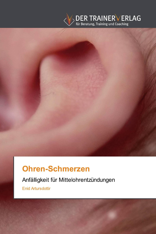 Ohren-Schmerzen