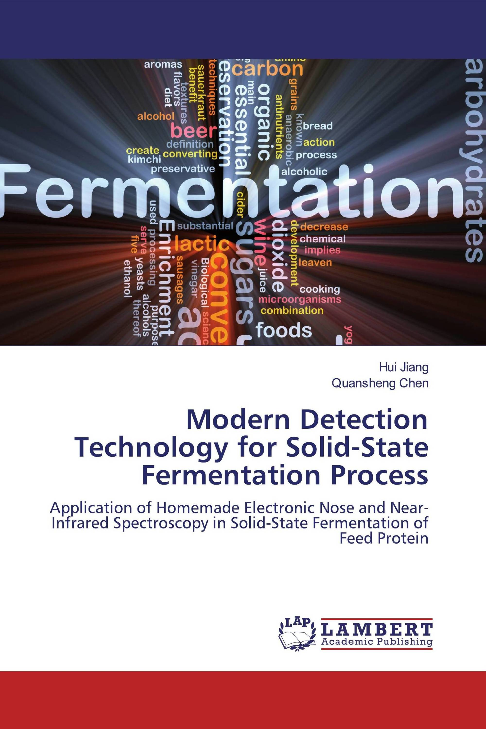 Modern Detection Technology for Solid-State Fermentation Process